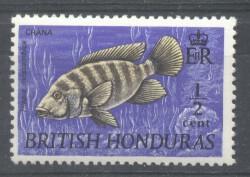 British Honduras 1969 Fish, MNH    AE.253