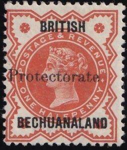 Bechuanaland 1890 SC 53 Mint SC $225