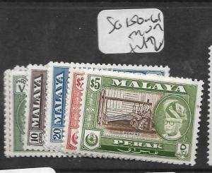 MALAYA PERAK  (PP2303B) SULTAN SG 150-61  MOG