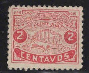 Honduras  Scott 175 Mint No Gum, MNG