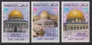 Abu Dhabi 1972 SC 81-83 MLH Set