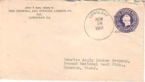 United States, Louisiana, Postal Stationery