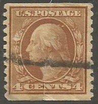 United States #495