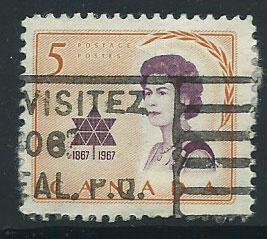 Canada SG 613 Fine Used