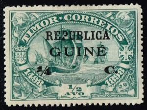 Portuguese Guinea #132 Vasco da Gama; Unused (1.60)