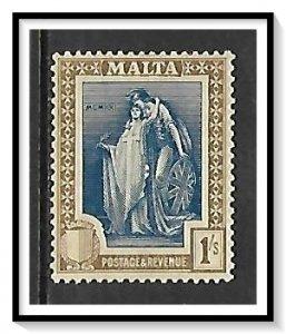 Malta #109 Malta & Britannia MHR