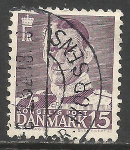 DENMARK 319 VFU Z5438-2
