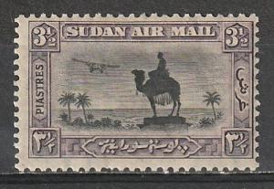 C27 Sudan Air Mail Mint OGHH