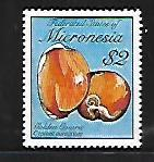 MICRONESIA, 101, MNH, GOLDEN SEASHELL