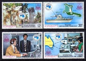Kiribati 1984 Ausipex Complete Mint MNH Set SC 444-447