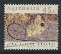 Australia SG 1314  Used  - Threatened species Dunnart