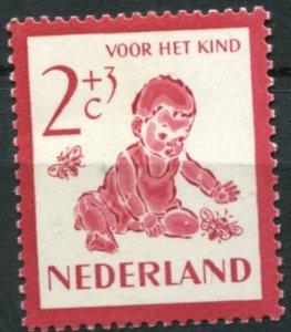 Netherlands Sc# B219 MH