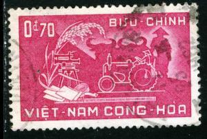 Vietnam - SC #112, USED,1959 - Item VIETNAM191