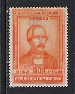 DOMINICAN REPUBLIC 316 VFU Z1103