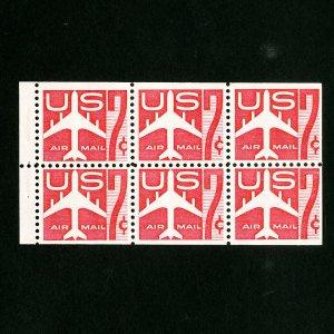US Stamps # C60A XF OG NH