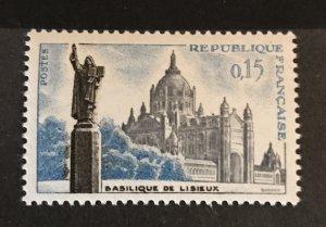 France 1960 #972, MNH