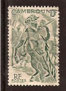 Cameroun  #  318  used