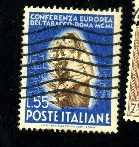 ITALY 546 USED FVF Cat $30