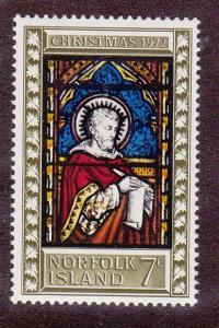 Norfolk Island # 150, Mint, lightly hinged