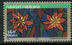 MEXICO 2217, Christmas Season, 2000. MNH