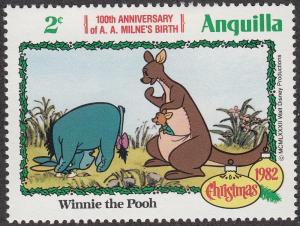 Anguilla #512 Winnie the Pooh MNH