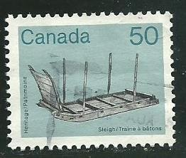 Can #930   -1  used VF  1985  PD