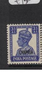 India Chamba SG 115 MNH (3dpg)