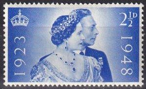Great Britain #267 MNH (SU7895)