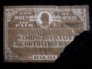 US/WASHINGTON - # B8 - USED  - CAT VAL $150.00