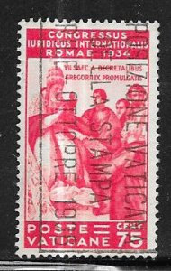 Vatican City #44   (U) CV$60.00