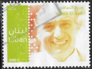 Lebanon 682 Used - Famous People - Wadih El-Safi - Music