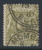 British East Africa Company  SG 74  SC#82  Used -  see details