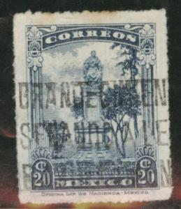 MEXICO Scott 691 used  1934 20c stamp