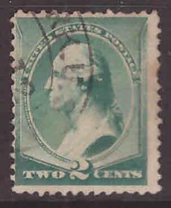 USA Scott 213 used