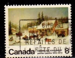 Canada - #610 The Blacksmiths shop - Used