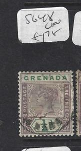 GRENADA   (PP1903B)  QV   1/2 D  SG 48       VFU