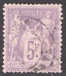 FRANCE SCOTT 96