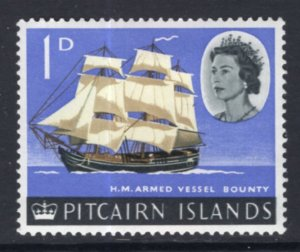 Pitcairn Islands 40 Sailing Ship MNH VF