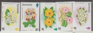 Ascension Island Scott #275-279 Stamp - Mint NH Set