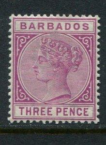 Barbados #63 Mint