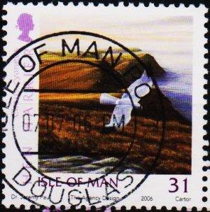 Isle of Man. 2006 31p Fine Used