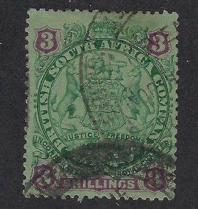 Rhodesia Scott 36 Used