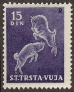 Yugoslavia - Trieste #29 MH single