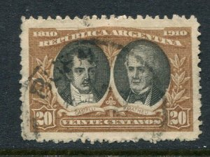 Argentina #168 used- Penny Auction