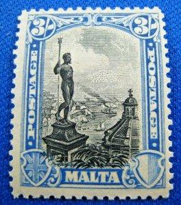 MALTA  1926  -  SCOTT # 145   MH   (Hm3)