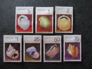 Grenada #652-58 Mint Hinged - I Combine Shipping (3CD5)