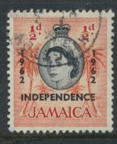 Jamaica  SG 181  -Used -  see scan and details