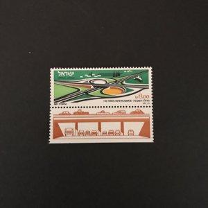 Israel 1982 #794 Tab, MNH