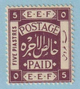 PALESTINE 11  MINT NEVER HINGED OG ** NO FAULTS EXTRA FINE !