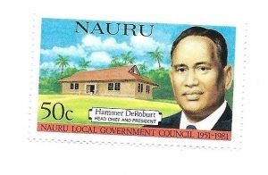Nauru 1981 - Mint NH - Scott #226